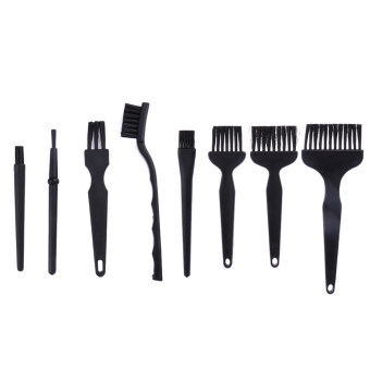 Harga 8 pcs ESD Safe Anti Static Brush Detailing Cleaning Tool for Mobile Phone