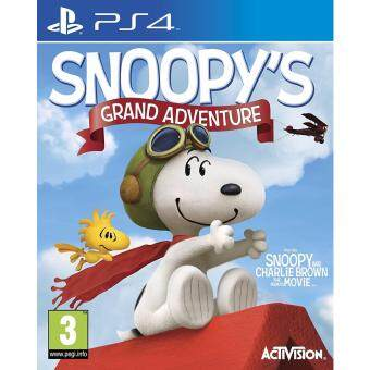 Harga PS4 Snoopy Grand Adventure [R2]