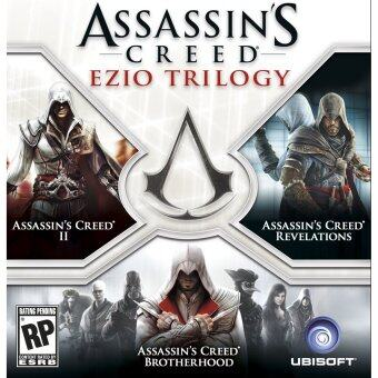 Harga Assassin's Creed Ezio Collection[PS4]