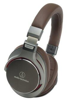 Harga Audio Technica ATH-MSR7 SonicPro High-Resolution Audio Headphones -Gun Metal
