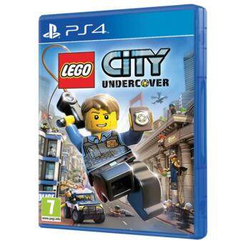 Harga PS4 LEGO CITY UNDERCOVER-R2