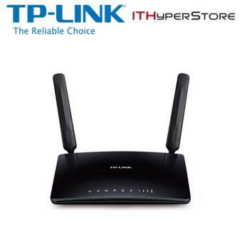 Harga TP-LINK, 300Mbps Wireless N 4G LTE Router - MR6400