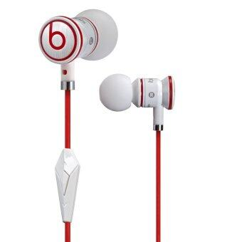 Harga Beats iBeats In-Ear Noise Isolation Headphones with Control Talk - White