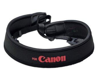 Harga Neoprene Camera Neck Strap for Canon