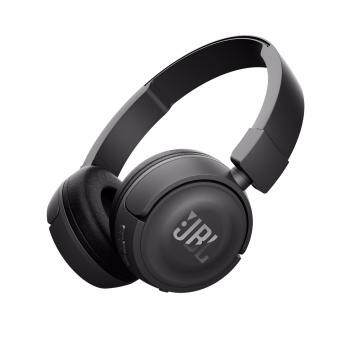 Harga JBL T450BT Wireless On-ear Headphones (Black)
