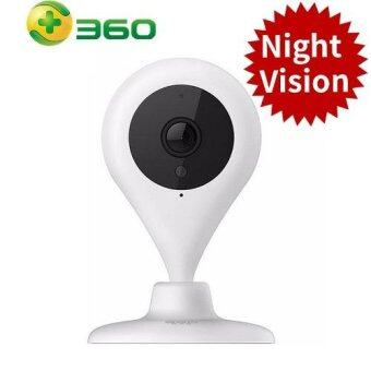 Harga Qihoo 360 Ip Camera Mini Wireless Intercom Camera 720P Night Version International
