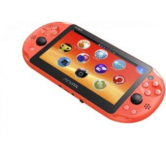 Harga PS VITA PLAYSTATION VITA NEW SLIM MODEL - PCH-2006 (NEON ORANGE)(SONY MALAYSIA WARRANTY)