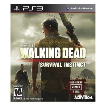 Harga (REFURBISHED) PS3 The Walking Dead Survival Instinct