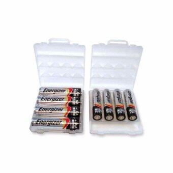 Harga AA Battery Case 3 in 1 bundle (Not included Battery)