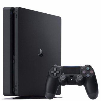 Harga Sony Playstation 4 PS4 SLIM 500GB Console (Jet Black)