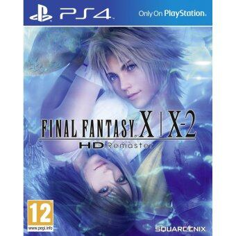 Harga (PS4) Final Fantasy X-X-2 HD Remaster (R3/ENG)