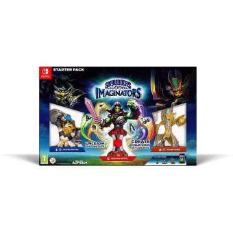 Harga Skylanders Imaginators (Starter Pack) [Nintendo Switch]