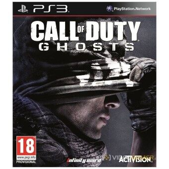 Harga PS3 Call Of Duty Ghost