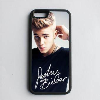 Harga For Apple iPhone 6 / 6s phone case TPU cover Justin Bieber