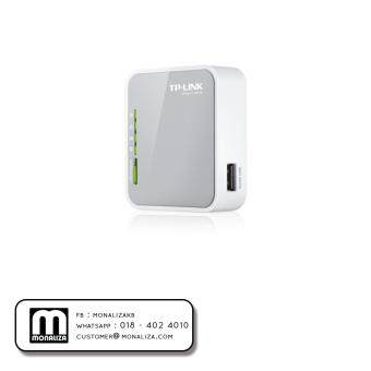 Harga TP-LINK PORTABLE 3G/3.75G WIRELESS N ROUTER MR3020