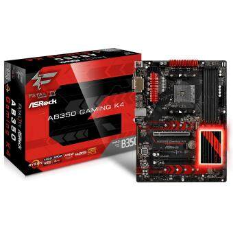 Harga AsRock AB350 Gaming K4 AM4 ATX AMD Motherboard