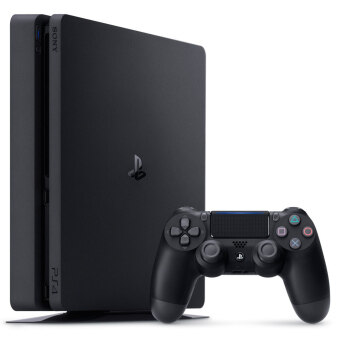 Harga Sony Playstation 4 Slim 1TB Gaming Console (1 Year Official Sony Malaysia Warranty)