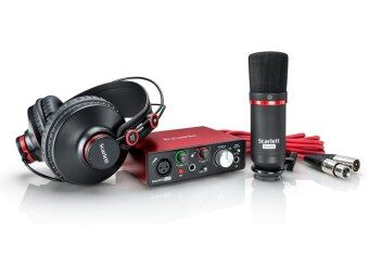 Harga Focusrite Scarlett Solo Studio Package - 2nd Generation