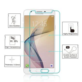 Harga 9H HD Clear Tempered Glass Screen Protector Film For Samsung Galaxy J7 2017 / J720