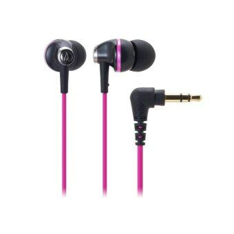 Harga Audio-Technica ATH-CK313M-BPK In-Ear Headphones ATHCK313M Black / Pink