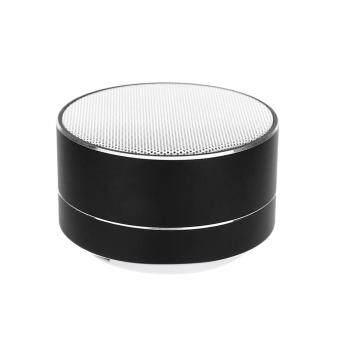 Harga Leegoal Mini Portable Bluetooth Wireless Speaker Super Bass for Tablet PC MP3 Smartphone, Black