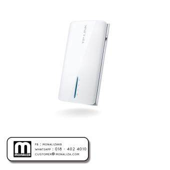 Harga TP-LINK PORTABLE BATTERY POWERED WIRELESS N ROUTER MR3040
