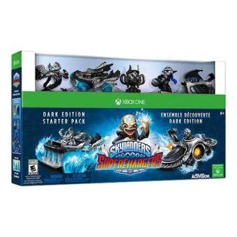 Harga XBOX ONE SKYLANDERS SUPERCHARGERS DARK EDITION STARTER PACK
