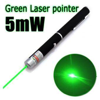 Harga High Power Laser Pointer Pen Focus 532nm Burning 5mw Green