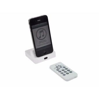 Harga IPAD / IPHONE / IPOD DOCK FOR REMOTE & VIDEO OUT PUT AV04D-IPA