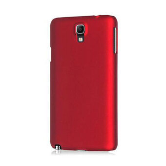 Harga PC Hard Back Case for Samsung Galaxy Note 3 Lite N750 (Red)