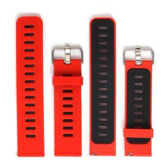 Harga Replacement Silicone Watch Band Bracelet Strap for Xiaomi Huami AMAZFIT Sports Smart Watch