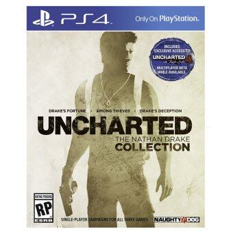 Harga PS4 Uncharted:The Nathan Drake Collection [R3]