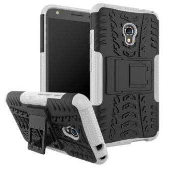 Harga 2-in-1 Shockproof Stand Cover Case for Alcatel One Touch Pixi 4 5.0 Inch 4G Version