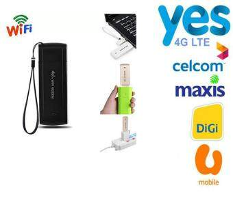 Harga Digi 4G WIFI LTE USB Router MobileUSB Modem 3G 4G WiFi Router for Celcom,Maxis