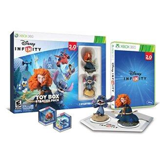 Harga Disney INFINITY: Toy Box Starter Pack (2.0 Edition) - Xbox 360