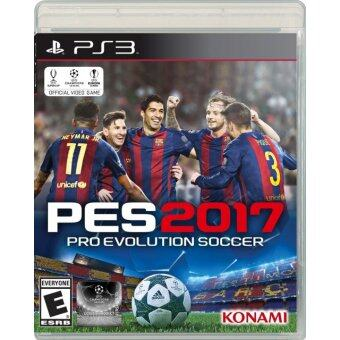 Harga Ps3 Pro Evolution Soccer 2017(Pes 2017)English R2