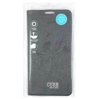 Harga LEATHER FILP CASE FOR Alcatel One Touch Flash Phone