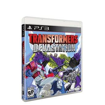 Harga Transformers Devastation - PlayStation 3
