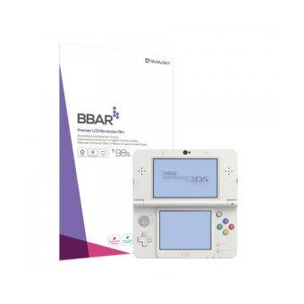 Harga Bbar New Nintendo 3Ds Hd Clean Hi Clear Screen Protector Shield Guard Super Ar Anti-Fingerprint