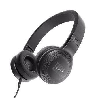 Harga JBL E35 On-ear Headphones (Black)