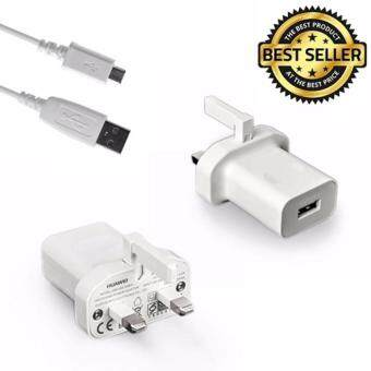 Harga Imported Original Huawei Adapter + Data Cable