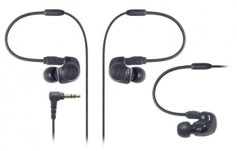 Harga Audio-Technica ATH-IM50 Headphones Black
