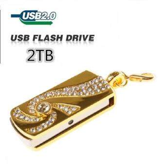 Harga 2TB Pendrive The Metal Usb Flash Drive Pen Drive with Key Chain Usb Stick 2TB Usb 2.0 Memory Stick Pendrive U Disk