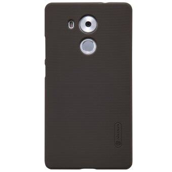Harga NILLKIN Super Frosted Shield Back Cover Matte Shell Case for Huawei Mate 8 (Brown)