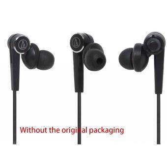 Harga Audio Technica ATH-CKS90 SOLID BASS Series Inner Ear Headphones (Black)