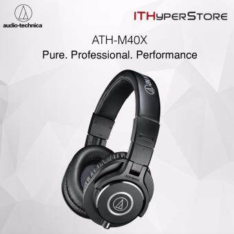 Harga Audio-Technica Professional Monitor Headphones ATH-M40X