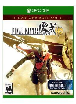 Harga XBOX One Final Fantasy TYPE-0