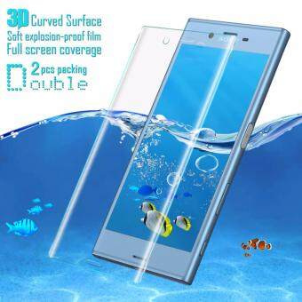 Harga IMAK Full Screen Soft Tempered Glass Protector Film For Sony Xperia XZs Soft Protector Film For Sony Xperia XZ