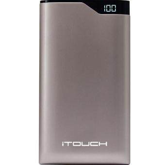 Harga iTouch iPower 10000L Power Bank- Champagne Gold