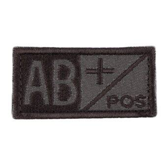 Harga OH 3D Blood Type Patch A B AB O POS NEG Coyote Tan OD Green Patch